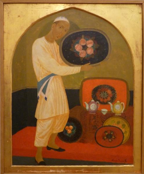 Алексей Исупов. Восточное кафе. 1914-1921