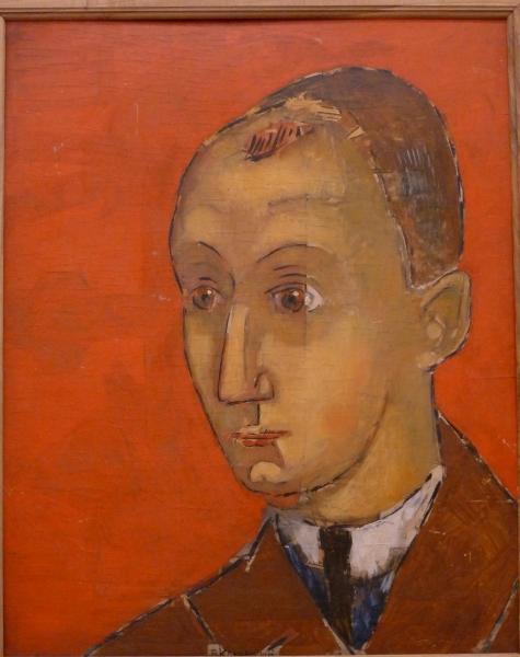 Владимир Комаровский. Мужской портрет