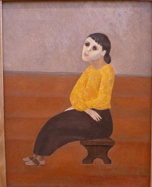 Алиса Порет. Девка-чернавка. 1927
