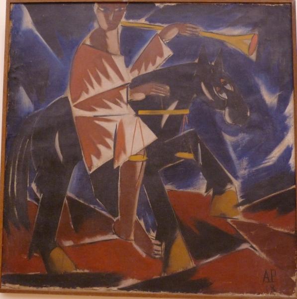Алексей Рыбников. Апокалипсис. 1918